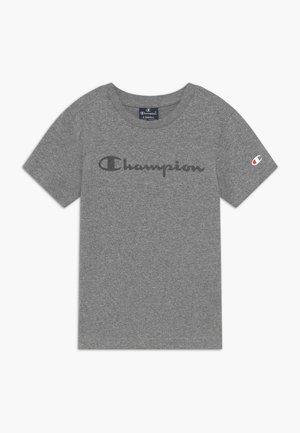 LEGACY AMERICAN CLASSICS CREWNECK - Camiseta estampada - mottled grey