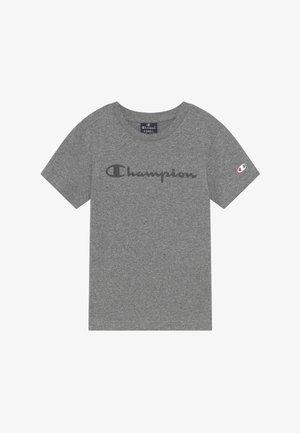 LEGACY AMERICAN CLASSICS CREWNECK - T-shirt print - mottled grey