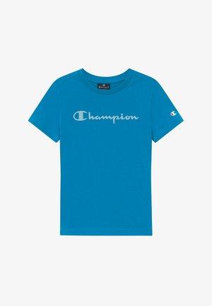 LEGACY AMERICAN CLASSICS CREWNECK - T-shirt med print - blue