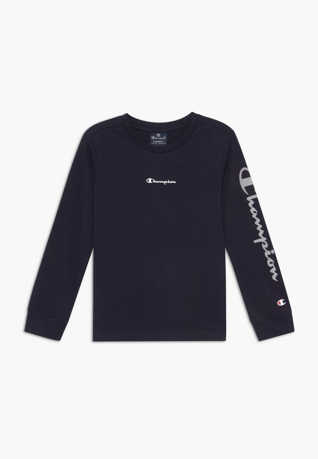 LEGACY AMERICAN CLASSICS LONG SLEEVE CREWNECK - Long sleeved top - dark blue