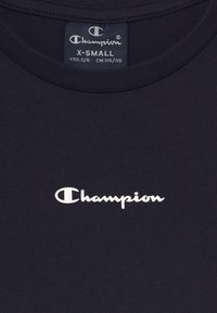 Champion - LEGACY AMERICAN CLASSICS LONG SLEEVE CREWNECK - Long sleeved top - dark blue - 3