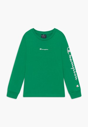 LEGACY AMERICAN CLASSICS LONG SLEEVE CREWNECK - Long sleeved top - green
