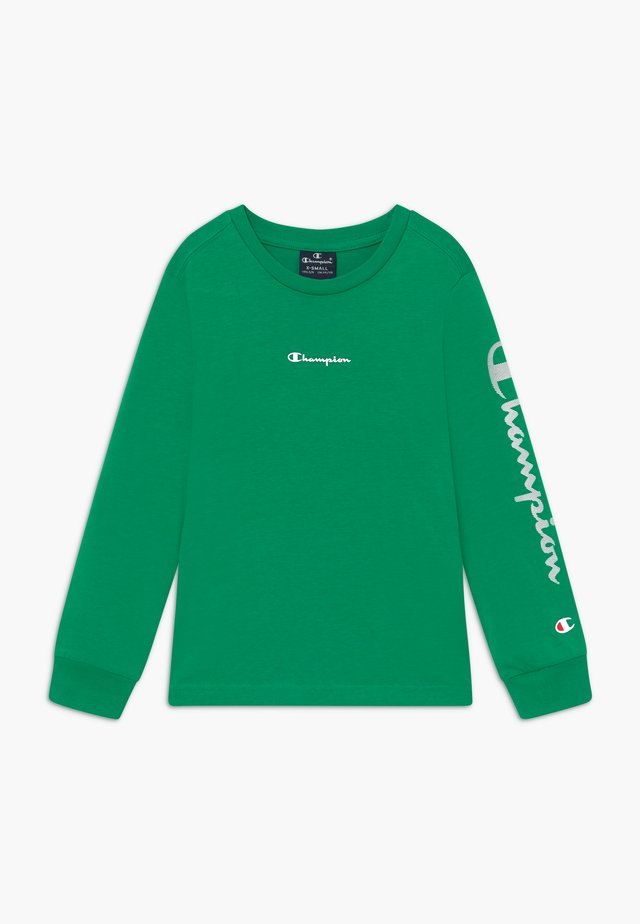 LEGACY AMERICAN CLASSICS LONG SLEEVE CREWNECK - Long sleeved top - green