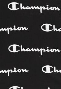 Champion - LEGACY AMERICAN CLASSICS  - T-shirt med print - black - 3
