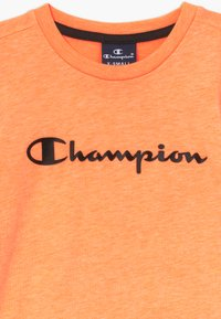 Champion - LEGACY AMERICAN CLASSICS - T-shirt imprimé - orange - 3