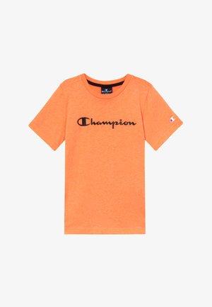 LEGACY AMERICAN CLASSICS - T-shirt con stampa - orange