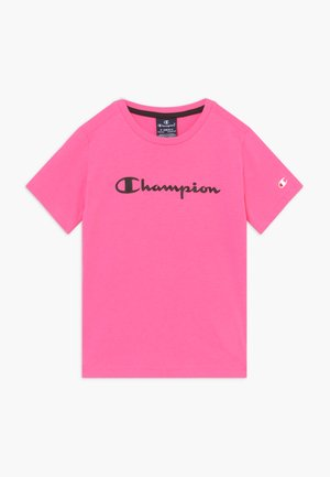 LEGACY AMERICAN CLASSICS - T-shirt med print - neon pink