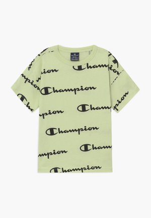 LEGACY AMERICAN CLASSICS CREWNECK - T-shirt imprimé - mint