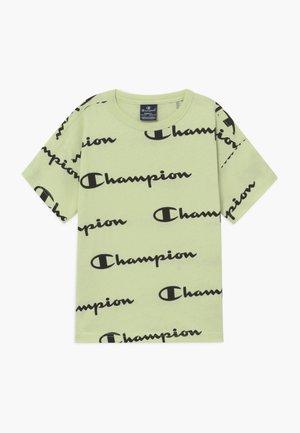LEGACY AMERICAN CLASSICS CREWNECK - Camiseta estampada - mint