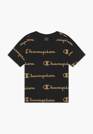 LEGACY AMERICAN CLASSICS CREWNECK - T-shirt imprimé - black