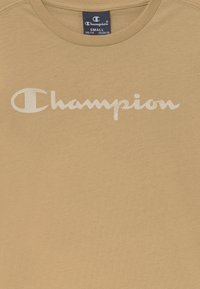 Champion - LEGACY AMERICAN CLASSICS - Print T-shirt - sand - 3