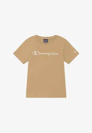 LEGACY AMERICAN CLASSICS - Print T-shirt - sand