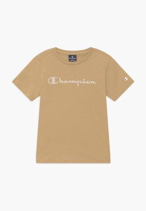 LEGACY AMERICAN CLASSICS - T-shirt z nadrukiem - sand