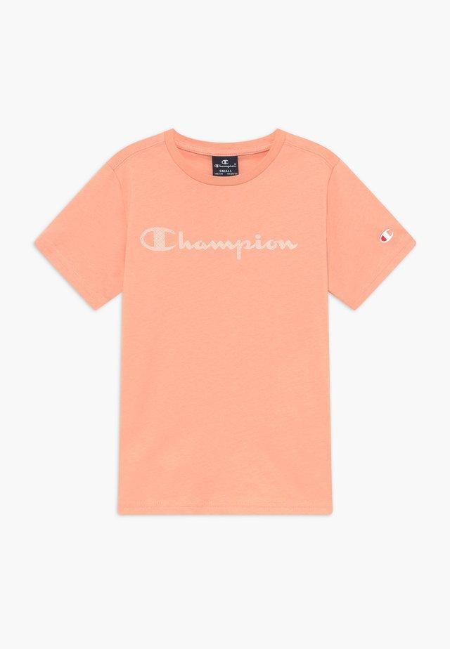 LEGACY AMERICAN CLASSICS - T-shirt z nadrukiem - light pink