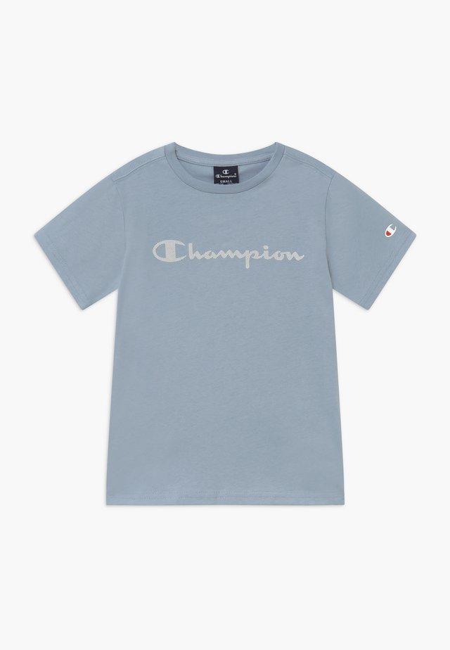 LEGACY AMERICAN CLASSICS - T-shirt print - light blue