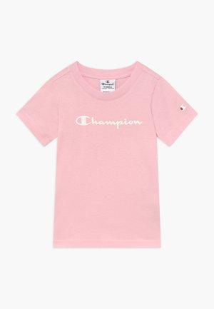 LEGACY AMERICAN CLASSICS CREWNECK - Print T-shirt - light pink