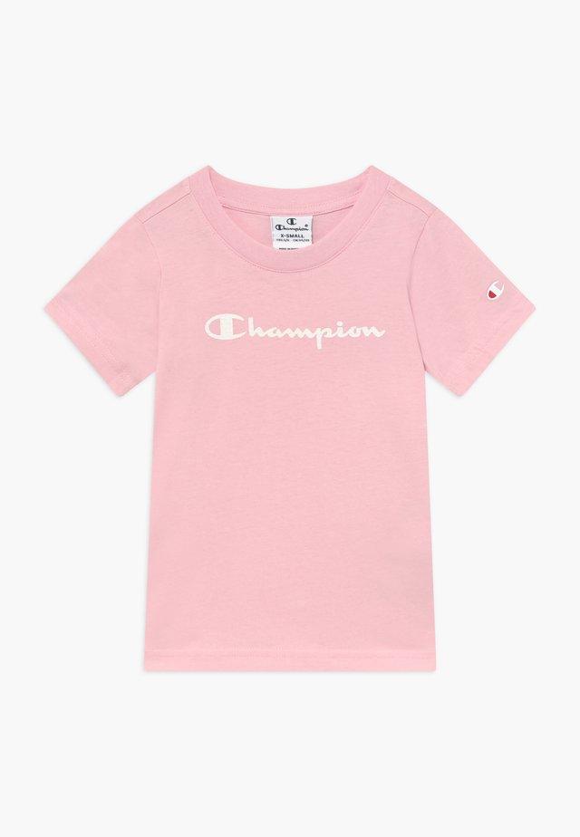 LEGACY AMERICAN CLASSICS CREWNECK - T-shirt print - light pink