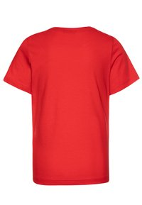 Champion - LEGACY BASICS CREW NECK 2 PACK - T-shirt basic - heritage red/new black - 1