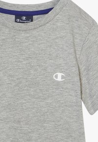 Champion - LEGACY CHAMPION BASICS CREW-NECK 2 PACK - T-shirt basic - grey/blue - 4