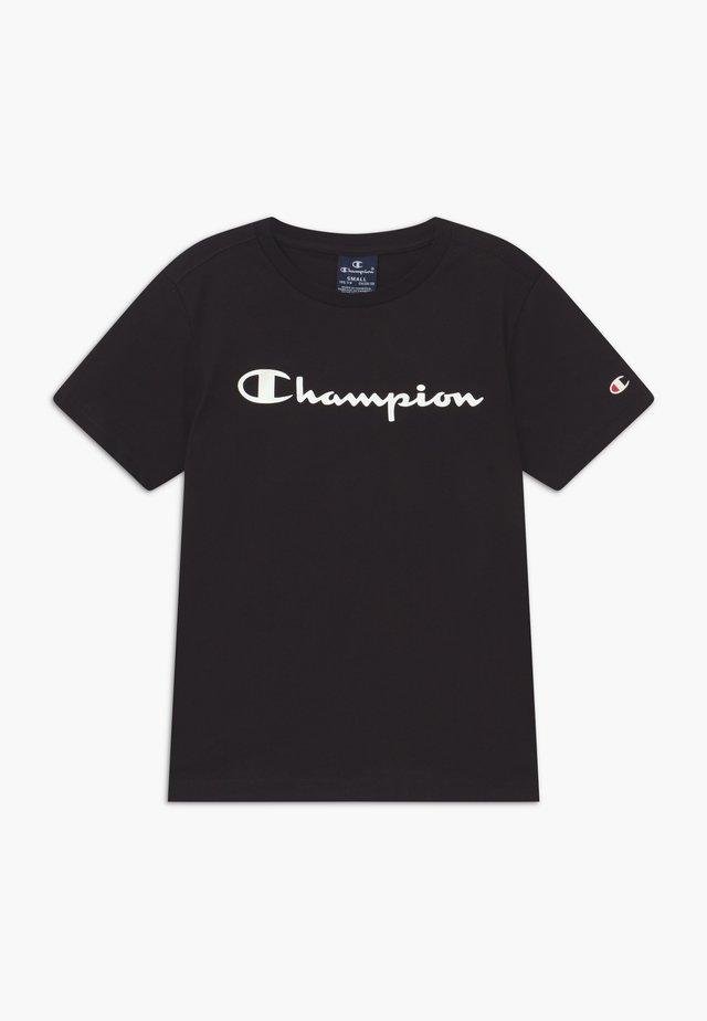 LEGACY AMERICAN CLASSICS CREWNECK - T-Shirt print - black