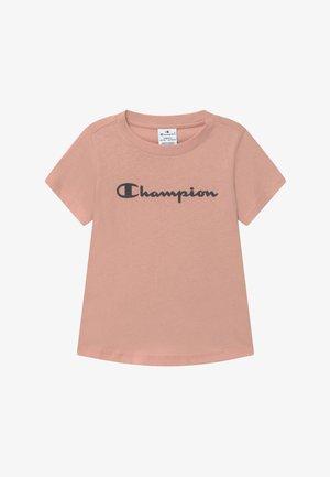 LEGACY AMERICAN CLASSICS CREWNECK - T-shirts med print - light pink