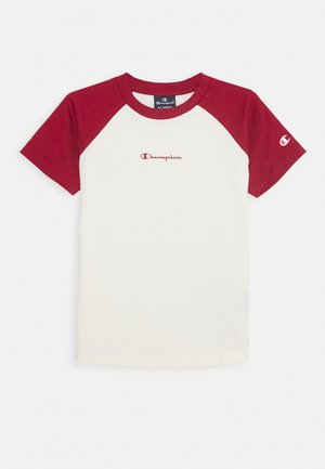 LEGACY AMERICAN CLASSICS SHORT SLEEVE - T-shirt z nadrukiem - red