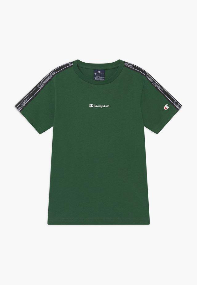 LEGACY AMERICAN TAPE CREWNECK - T-shirt print - dark green