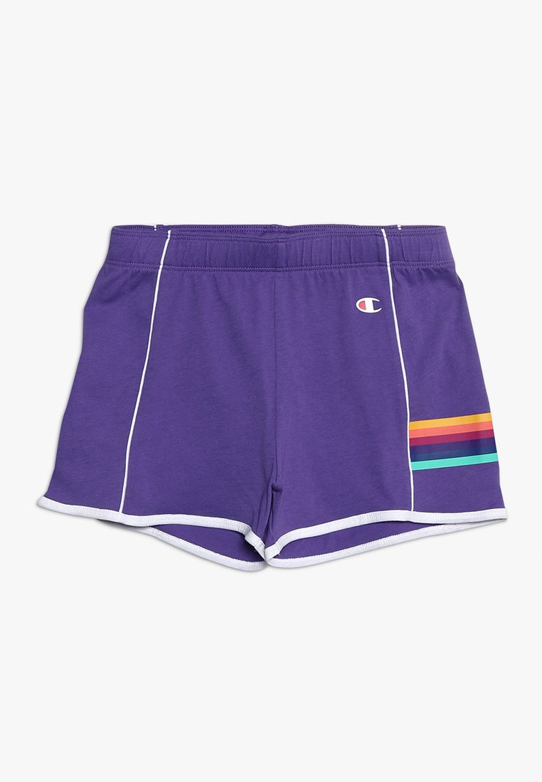 Champion - RAINBOW GIRL SHORTS - Sports shorts - purple