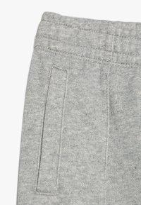 Champion - AMERICAN CLASSICS STRAIGHT HEM PANTS - Teplákové kalhoty - mottled grey - 2