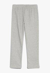 Champion - AMERICAN CLASSICS STRAIGHT HEM PANTS - Teplákové kalhoty - mottled grey - 1