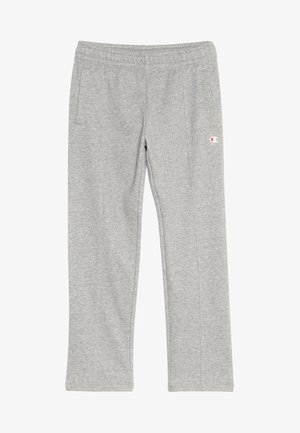 AMERICAN CLASSICS STRAIGHT HEM PANTS - Teplákové kalhoty - mottled grey