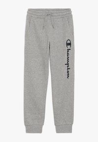 Champion - AMERICAN CLASSICS CUFF PANTS - Tracksuit bottoms - mottled grey - 0