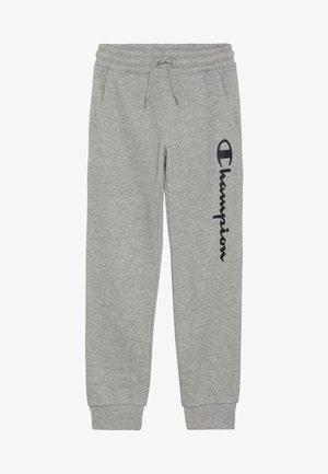AMERICAN CLASSICS CUFF PANTS - Träningsbyxor - mottled grey