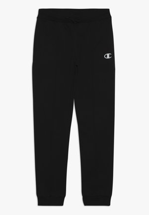 AMERICAN CLASSICS CUFF PANTS - Trainingsbroek - black