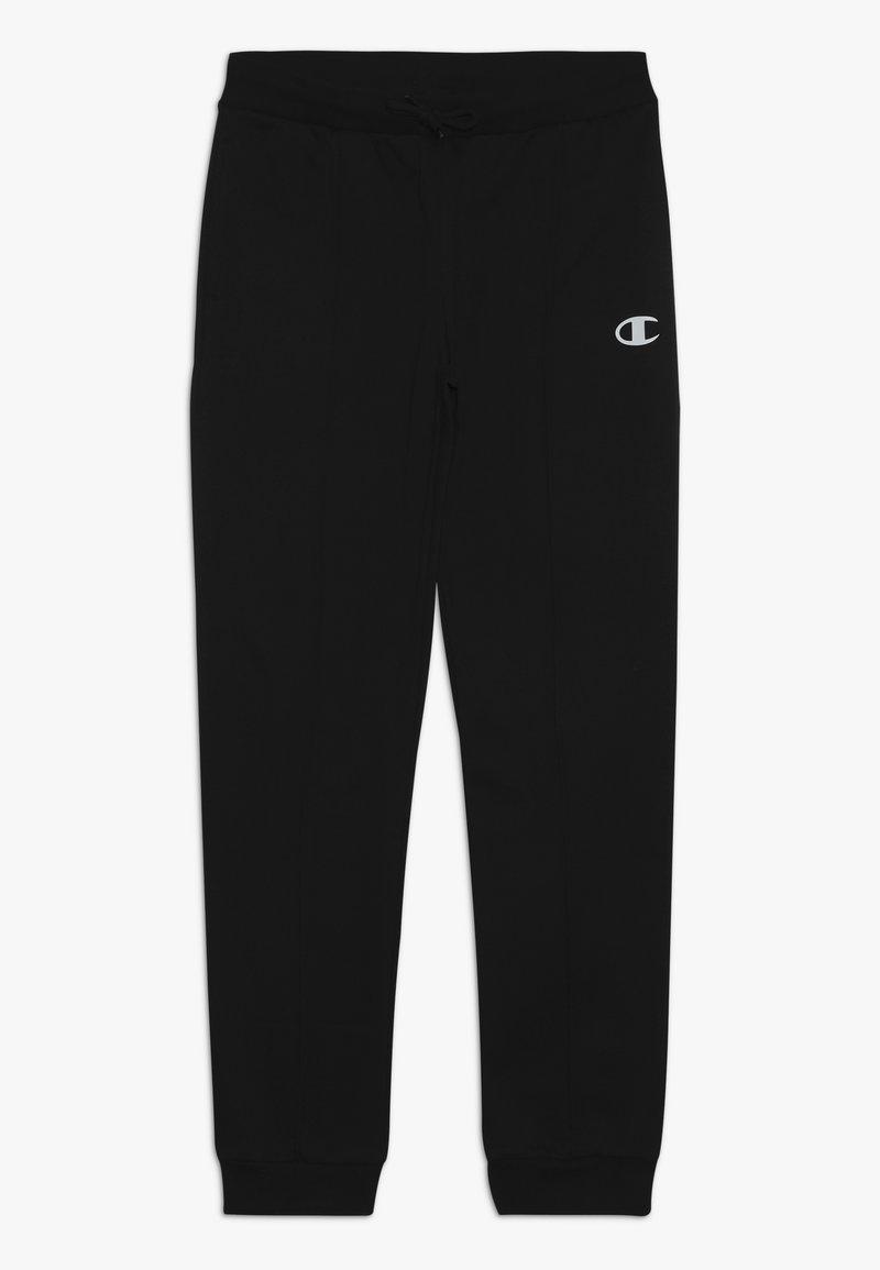 Champion - AMERICAN CLASSICS CUFF PANTS - Spodnie treningowe - black