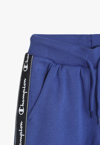 Champion - AMERICAN CLASSICS PIPING CUFF PANTS - Pantaloni sportivi - royal blue - 3