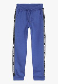 Champion - AMERICAN CLASSICS PIPING CUFF PANTS - Pantaloni sportivi - royal blue - 0