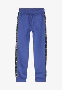 Champion - AMERICAN CLASSICS PIPING CUFF PANTS - Pantaloni sportivi - royal blue - 2