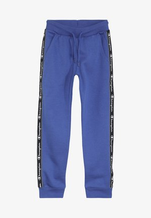 AMERICAN CLASSICS PIPING CUFF PANTS - Träningsbyxor - royal blue