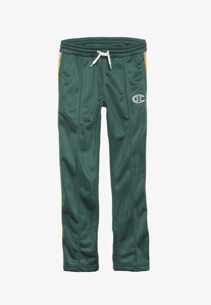 ROCHESTER VARSITY HALF BUTTON PANT - Tracksuit bottoms - dark green