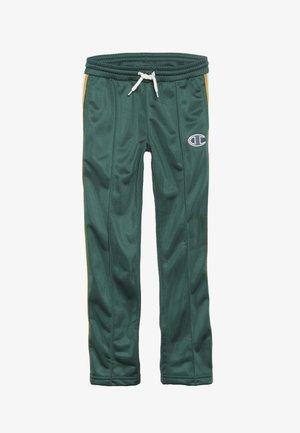 ROCHESTER VARSITY HALF BUTTON PANT - Teplákové kalhoty - dark green