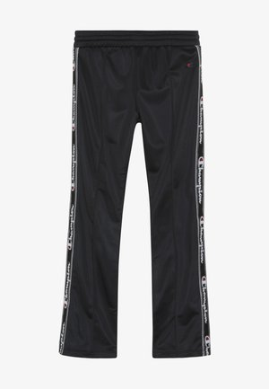 ROCHESTER TRACK IS BACK PANTS - Verryttelyhousut - black