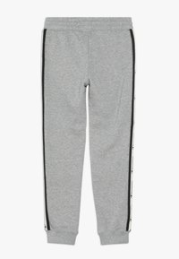 Champion - BRAND REVOLUTION PANTS - Träningsbyxor - mottled grey