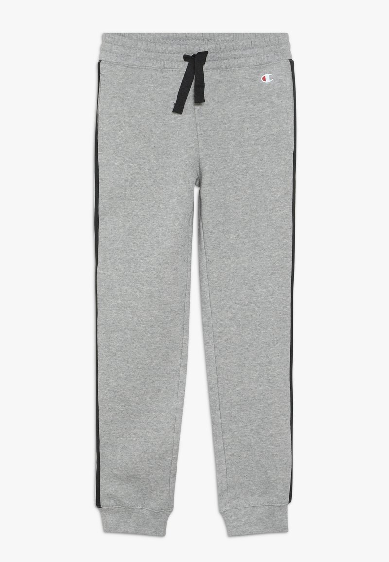 Champion - BRAND REVOLUTION PANTS - Pantalon de survêtement - mottled grey