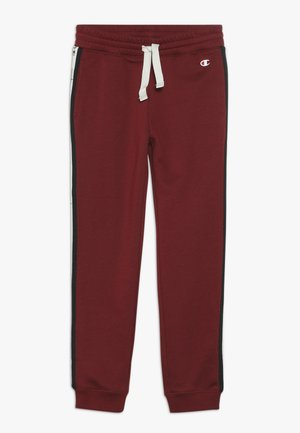 BRAND REVOLUTION PANTS - Pantaloni sportivi - bordeaux
