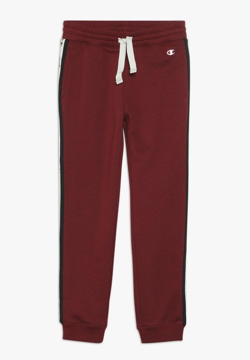 Champion - BRAND REVOLUTION PANTS - Teplákové kalhoty - bordeaux