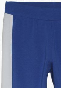 Champion - CHAMPION X ZALANDO COLORBLOCK LOGO  - Leggings - blue/white - 4
