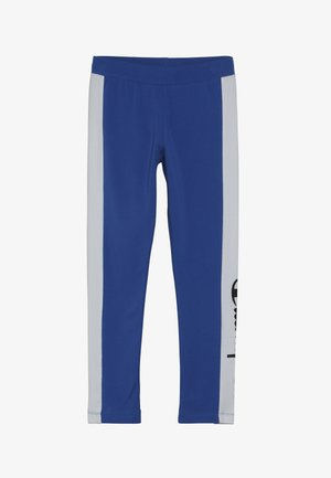 CHAMPION X ZALANDO COLORBLOCK LOGO  - Tights - blue/white