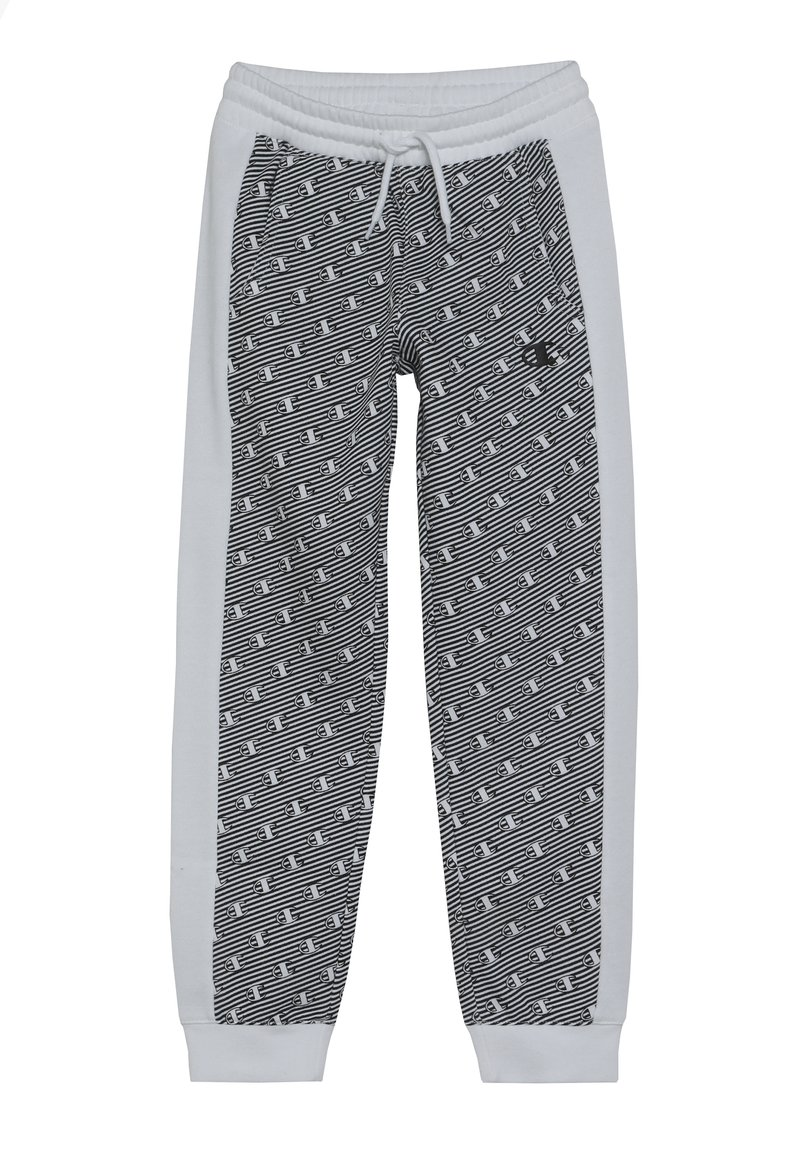 Champion - CHAMPION X ZALANDO PANT - Teplákové kalhoty - white