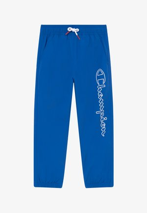 LEGACY  BLOCK  - Tracksuit bottoms - royal blue